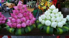 Outside Phnom Penh Central Market Central Market, Phnom Penh, Cambodia, Peace, Table Decorations, Plants, Travel, Home Decor, Voyage