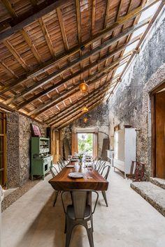 Une hacienda mexicaine - PLANETE DECO a homes world