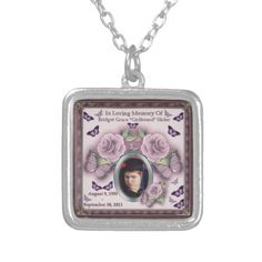 Bridget Girlfriend Silver Plated Small Necklace