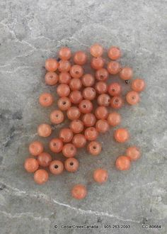 Carnelian 4mm Round Loose Gemstone Beads                  CC-80684