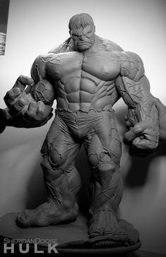 The Hulk 01 by SheridanDoose on deviantART