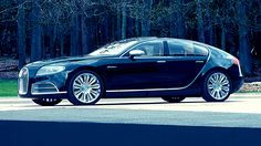 Yet another sexy looking car from bugatti. How do they do it?