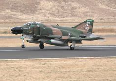 Collings Foundation F-4D Phantom II taking off