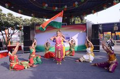 Celebrating Republic Day at Worlds of Wonder - Classical Dance