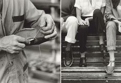 Margaret Howell shoes photographed by Koto Bolofo