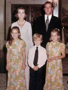 queen sofia | Tumblr-The Spanish Royal Family-1970s
