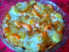 """Dulces Sueños: Pastel de Patatas """"Mimosas"""""""