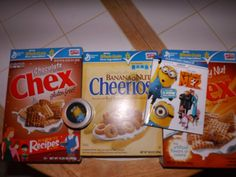 New Age Mama: #MyBlogSpark - Chex Party Mix & Despicable Me 2 #Giveaway ENDS 1/16