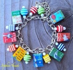 cutest bracelet for dr. seuss day!