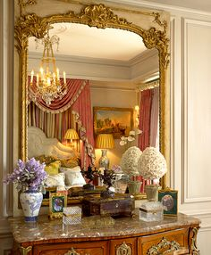 William R. Eubanks, Timeless Interiors: Eclecticism Reigns on a Fifth Avenue address & views of Central Park