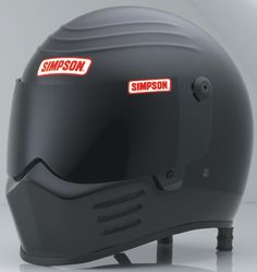 My next helmet … The Simpson Outlaw Bandit, in matte black, should match the Rocket nicely!