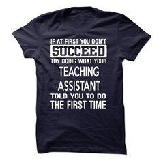 Teaching Assistant T-Shirt - #green shirt #couple hoodie. ORDER HERE => https://www.sunfrog.com/LifeStyle/Teaching-Assistant-T-Shirt-50647377-Guys.html?68278