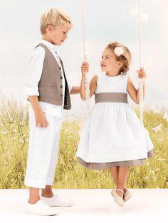 Cyrillus - Les invités - Tenues des enfants, cortège