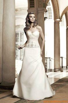 Simone Carvalli Wedding Dress  7111