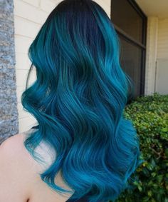 cool 30 Mermaid Hair Ideas -- Magical Ways To Come Up With Elegant Mermaid Styles Check more at http://newaylook.com/best-mermaid-hair-styles/
