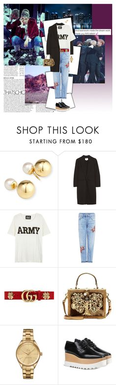 """""Take it all"""" by fruitmachine ❤ liked on Polyvore featuring Anja, Yoko London, Alexander Wang, NLST, Citizens of Humanity, Gucci, Dolce&Gabbana, Lacoste and STELLA McCARTNEY"