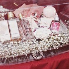 the bride dept seserahan dekraft