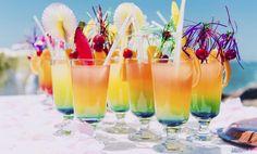 cocteles para fiestas hawaianas
