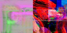 """Saatchi Online Artist Matthew Beehler; Assemblage / Collage, """"pink .05"""" #art"""