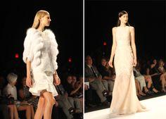 New York Fashion Week: J.Mendel Spring 2014 show