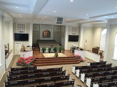 church interiors inc renovation of first baptist church cleveland ms the project