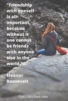 Let the eloquent words of Eleanor Roosevelt lift you up and comfort you.  One of the most inspiring people of the 20th century, she left us some magnificent quotes on personal growth and empowerment.
