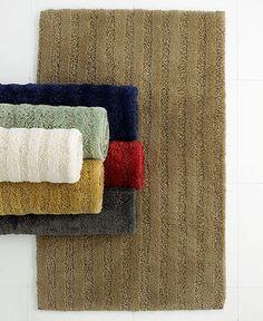 Lauren Ralph Lauren Greenwich Stripe Bath Rug Collection   All Bath   Bed U0026  Bath   Macyu0027s