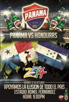 Enviado por Luis José Calderón (Concurso por entradas para el partido de Panamá vs Honduras)