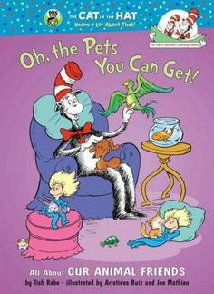The Cat and Co. take off to the faraway land of Gerpletz where they know quite a lot about caring for petsespecially cats, dogs, guinea pigs, birds, and bunnies! From the food, shelter, exercise, and