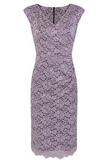 Purple Alexa Lace Dress.  I love this dress but may not be able to lose enough weight to get it!  Already tried one on in my size and I really liked it.  (just not the bulges)