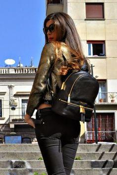 the Backpack is Back Backpack Back rucksack bag fabriziaspinelli zaino Trovato su Styletorch