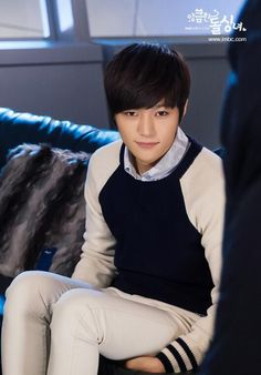 MBC Cunning Single Lady Filming Official Photo - Myungsoo