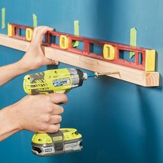 How To Build Floating Shelves (DIY) | Family Handyman Woodworking Tools For Beginners, Woodworking Projects, Woodworking Techniques, Woodworking Shop, Floating Tv Shelf, Oak Plywood, Wood Putty, Wall Shelves Design, Bookshelf Design
