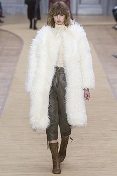 Runway Report: Chloe Fall 2016