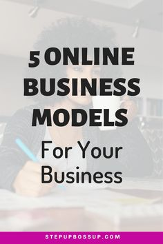 Do you want to start an online business? Then one of the first things you need to do is to choose your Online business model. Learn how to work online and begin starting your own business with this quick guide to the different online businesses you can start. Start your business planning process today. #onlinebusiness #onlinebusinesstips Start A Business From Home, Creating A Business, Starting Your Own Business, Tips Online, Online Work, Business Inspiration, Business Ideas, Business Marketing, Online Marketing