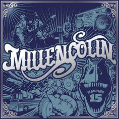Millencolin - Machine 15 (2008)