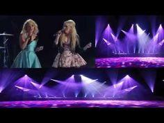 Miranda Lambert & Meghan Trainor - All About That Bass - CMA's 2014