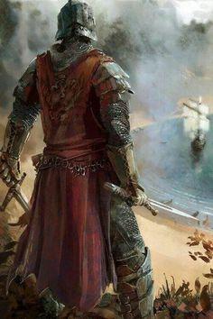Esperando la guerra..  La gloria aguarda!