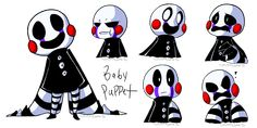 More Baby Puppet by TerraTerraCotta on DeviantArt