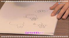 【画像あり】橋本環奈「動物の絵を描いたよ!」
