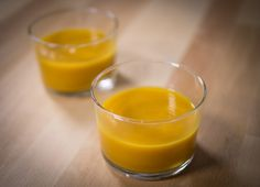 Almost all butternut squash soup recipes I see contains either cream, coconut milk, yoghurt etc. Why is that? Butternut squash is a very rich vegetable and there is actually no need to add dairy at all. Just add whatever flavours you like and it's gonna taste delicious!  Please try if you don't believe me and leave
