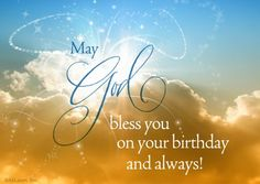 171 Best Religious Birthday Greetings Images In 2019 Birthday