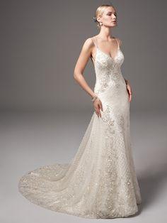 Miles Wedding Dress | Sottero & Midgley