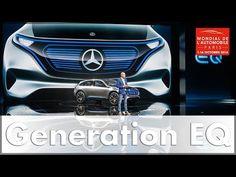 Mercedes-Benz präsentiert auf der Mondial de l'Automobile 2016 in Paris das erste Fahrzeug einer geplanten Elektroflotte. Generation EQ ist der erste Schritt zu geplanten Marktführerschaft 2025. Bis dahin will Mercedes 10 rein elektrisch angetriebene Modelle im Markt haben und sich so den ersten Rang unter den Herstellern alternativ angetriebener Automobile sicher. Zudem glänzt AMG mit dem neuen Mercedes-AMG GT Roadster und smart zeigt zum ersten mal die gesamte Fahrzeugflotte mit…