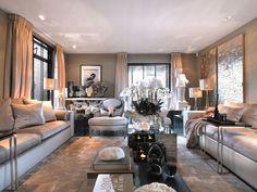 The Netherlands / Huizen / Headquarter / TV Room / Eric Kuster / Metropolitan Luxury