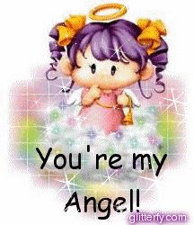 love angels graphic images | angel Glitter Graphics