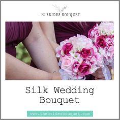 Beautiful Silk Bridal Bouquets That Save You A Bundle