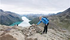 Never walk alone in the mountains in Norway, and remember to bring clothes in case of bad weather - Photo: Chris Arnesen - Visitnorway.com (scheduled via http://www.tailwindapp.com?utm_source=pinterest&utm_medium=twpin&utm_content=post21983350&utm_campaign=scheduler_attribution)