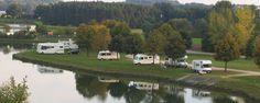 Wohnmobilstellplatz am Main-Donau-Kanal Main Donau Kanal, Maine, Camper, Caravan, Europe, Campsite, Caravan Van, Places, Destinations