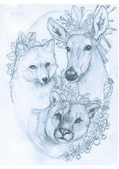 Kiki Baggins Art